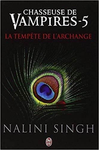 Chasseuse de Vampires 5 La tempête de l'Archange