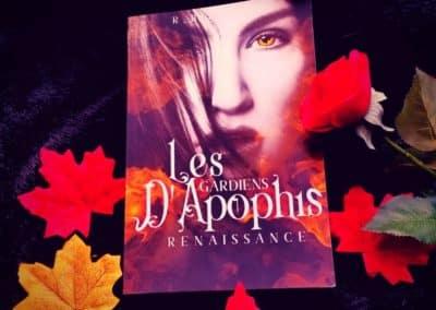Chronique : Les Gardiens d'Apophis Renaissance de R.B Devaux