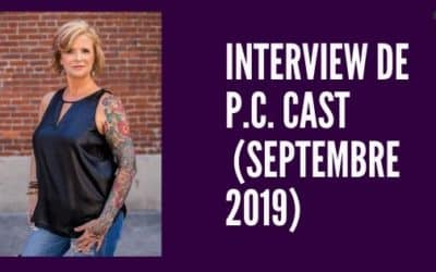 Interview de P. C. Cast