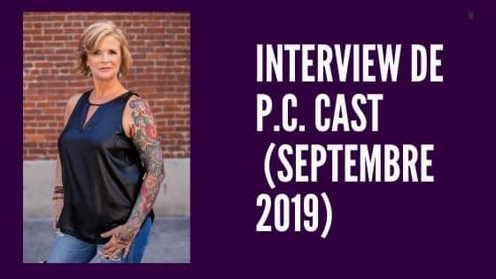 L' Interview de P. C. Cast