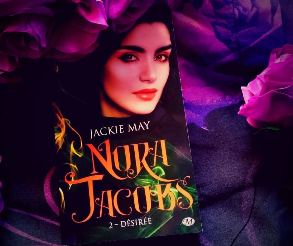 Nora Jacobs de Jackie May tome 2 désirée
