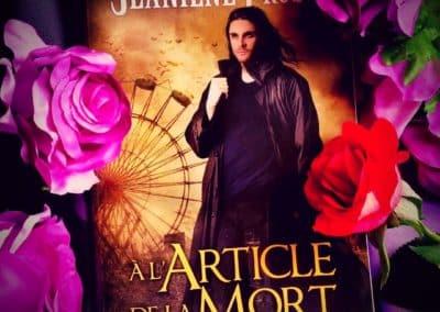 Le Prince des ténèbres, Tome 2 : À l'article de la mort de  Jeaniene Frost