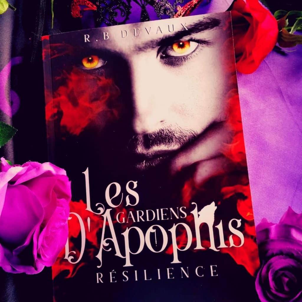 Les Gardiens d'Apophis  de R.B Devaux