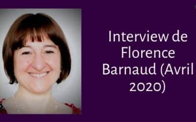 L'interview de Florence Barnaud