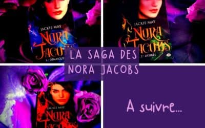 La Saga Nora Jacobs de Jackie May
