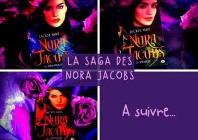 La Saga Nora Jacobs de Jackie May