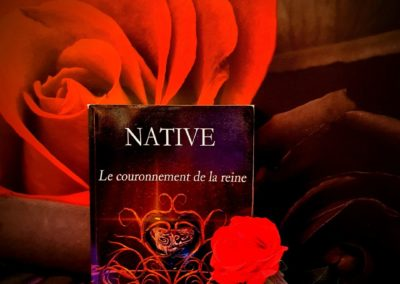 Native Tome 2 : Le couronnement de la reine de Laurence Chevallier