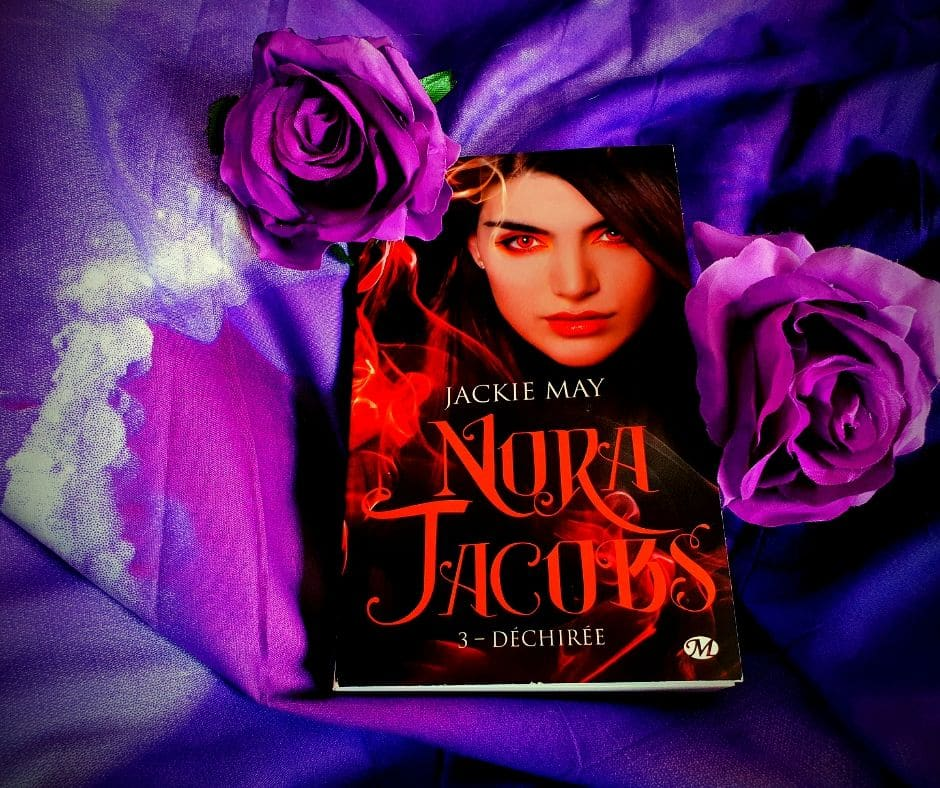 Nora Jacobs de Jackie May tome 3