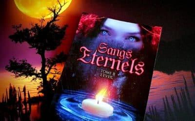 Sangs Éternels Tome 2 : L'Eveil de Florence Barnaud