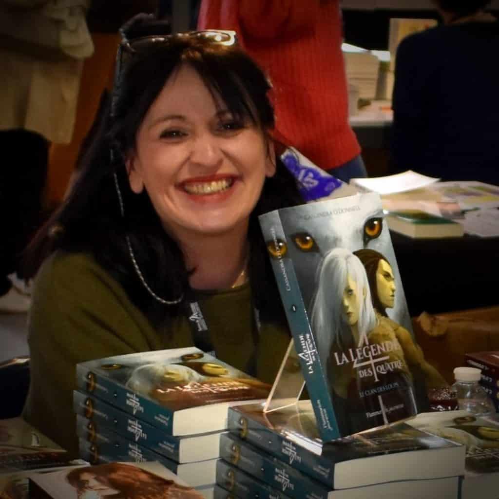 interview de Cassandra O'Donnell