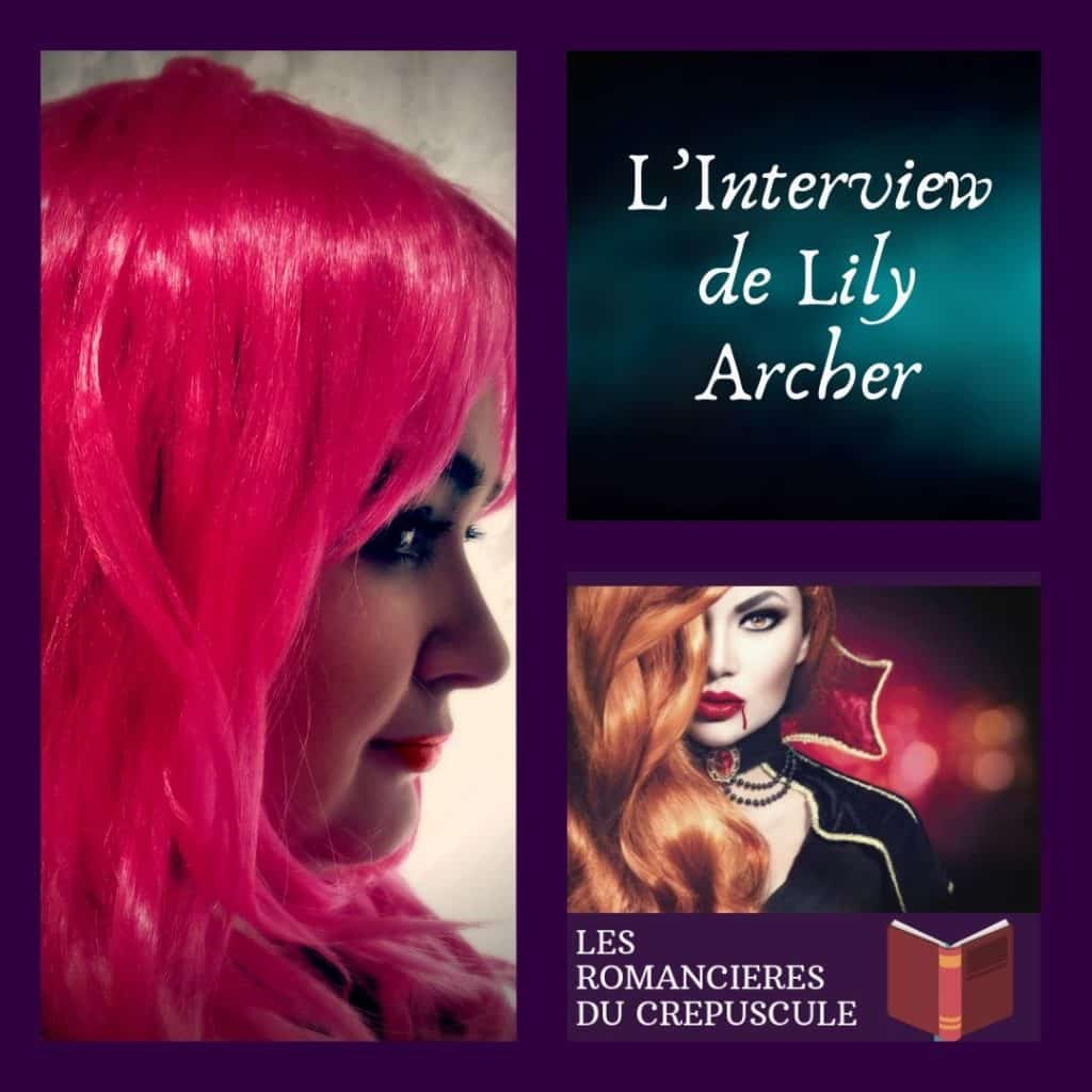 Interview de Lily Archer - Blog