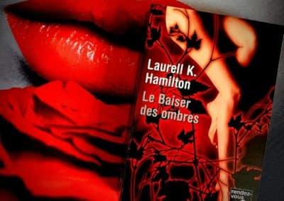Merry Gentry, Tome 1 : Le Baiser des ombres de Laurell K. Hamilton