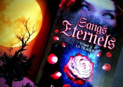 Sangs Éternels – Tome 5 : La traque de Florence Barnaud