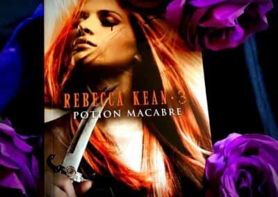 Rebecca Kean – Tome 3 : Potion macabre de Cassandra O'Donnell