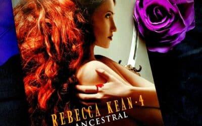 Rebecca Kean – tome 4 : Ancestral de Cassandra O'Donnell